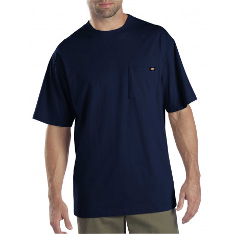 SHORT SLEEVE POCKET T-SHIRTS - 2 PAC