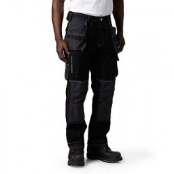 CHELSEA CONSTRUCTION PANT NA BLACK/CHARCOAL
