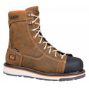 Gridworks Waterproof Alloy Safety Toe Brown GR: 8