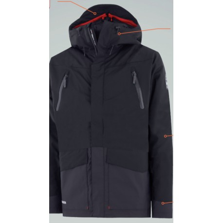 71364-OSLO H2 FLOW CIS JACKET