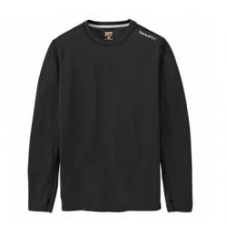 Wicking Good LS T-Shirt Jet Black