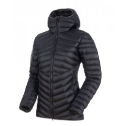 Broad Peak Hooded Women BLACK