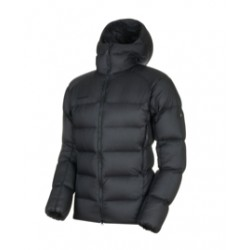 Meron IN Hooded Jacket BLACK-BLACK