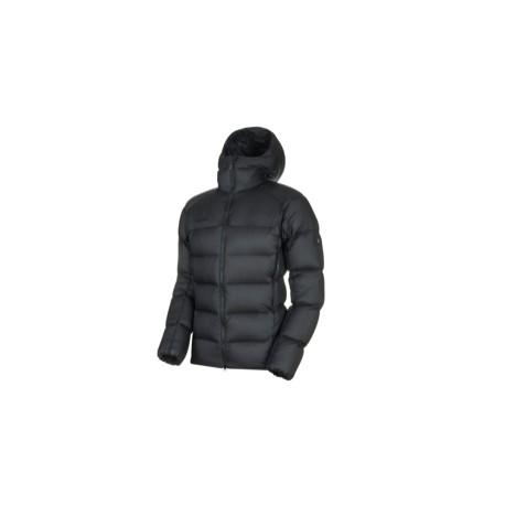 Meron IN Hooded Jacket BLACK-BLACK