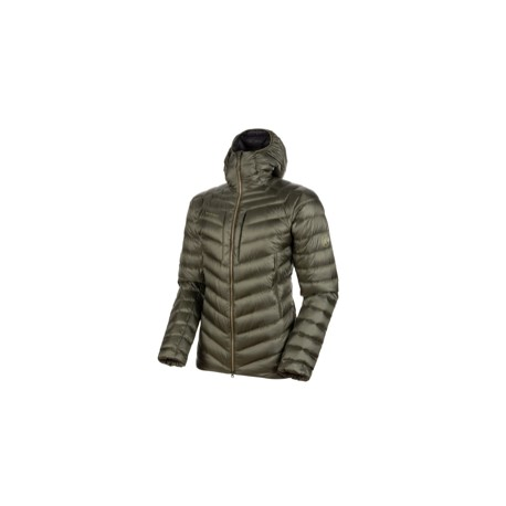 Meron IN Hooded Jacket IGUANA-BOA