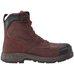 "Timberland Pro Endurance HD Brown 8"" Insulated 600g"