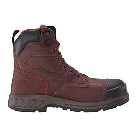 """Timberland Pro Endurance HD Brown 8"""" Insulated 600g"""