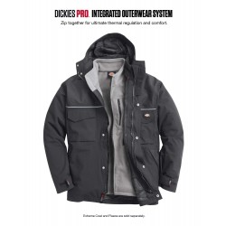 DICKIES PRO HARD SHELL WORK COAT