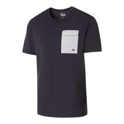 Lomma t-shirt ebony