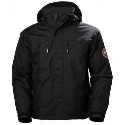 BERG JACKET BLACK