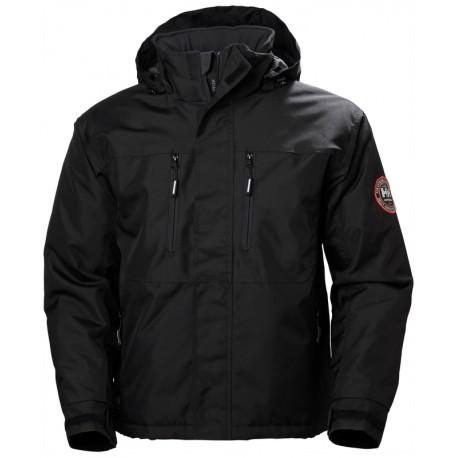 BERG JACKET BLACK GR:XL