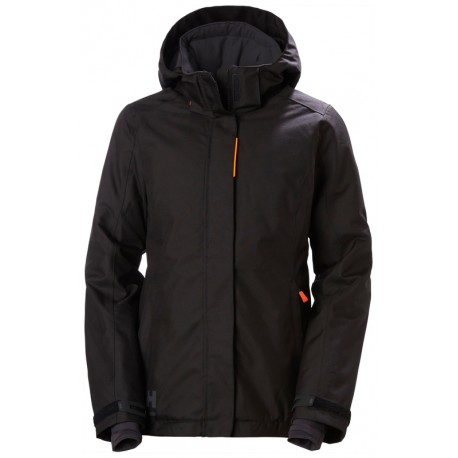 W LUNA WINTER JACKET BLACK