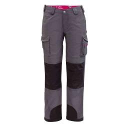 Pantalon multi-poches pour femme