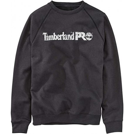 Timberland PRO Men's Honcho Sport Crew BLACK
