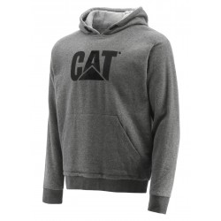 TRADEMARK THERMAL LINED HOODIE DARK HEATHER